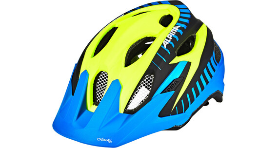 Alpina Carapax Flash - Casque Enfant - Multicolore